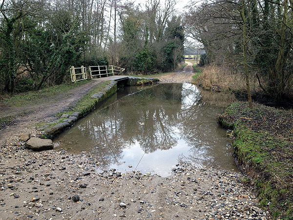 Ford at West Acre 1