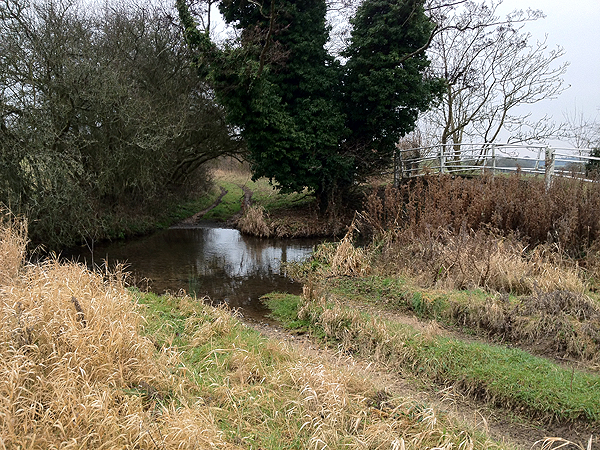 Houghton St Giles Ford 3