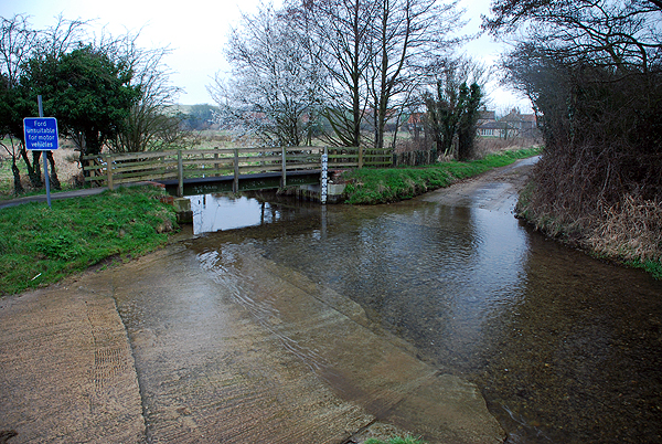 Ford at Little Thornage