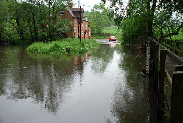 Ford at Henwood Mill, Solihull