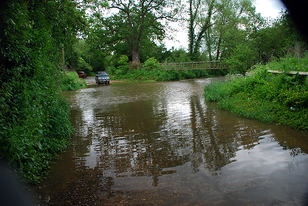 Coughton Ford