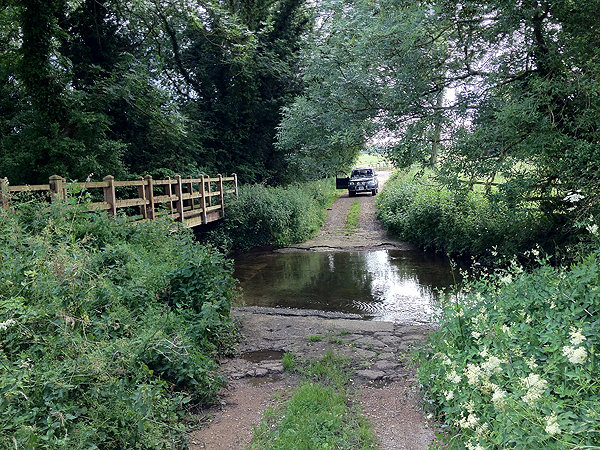 Ford at King's Cliffe