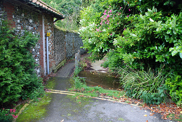 Minor Ford at South Creake 2