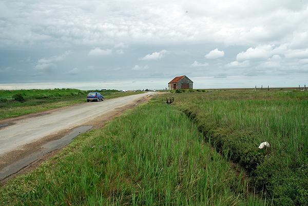 Thornham Tidal Road