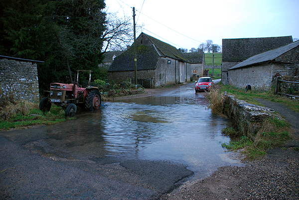 Middle Duntisbourne Ford