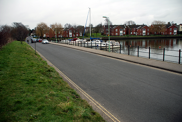Oulton Broad Tidal Ford