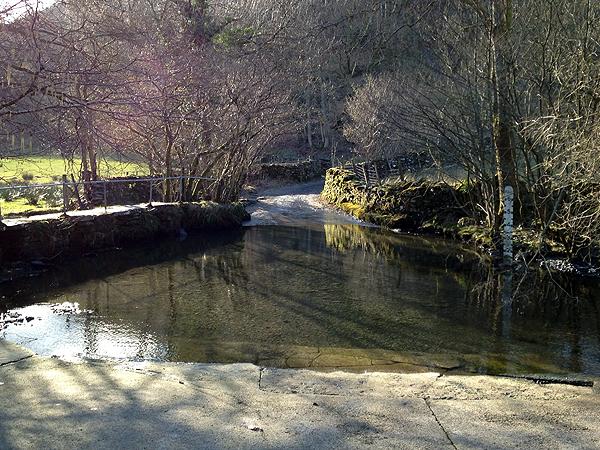 Birks Bridge Ford, Winster