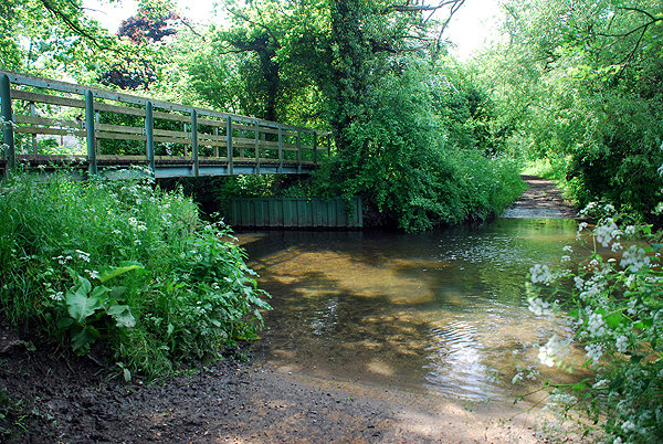 Ford at Westleymill