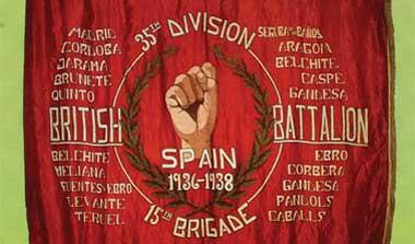 Bob Cooney. Part 2. Spain. 'A war of the people fighting for independence against fascism' - Davie Anderson, fellow Aberdonian Brigader.