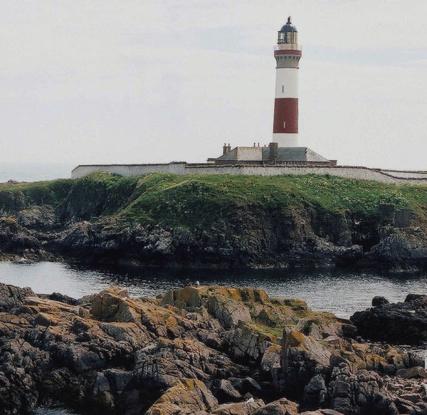 Buchan Ness lighthouse, Boddam