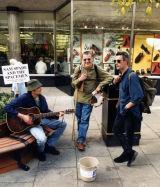 Buskers, St Nicholas Street, Aberdeen