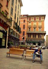 Off Piazza Maggiore