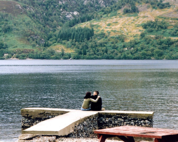 Young love, Loch Ness