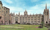 Provost Skene's House and Marischal College