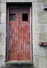 Not a mill door, Portsoy