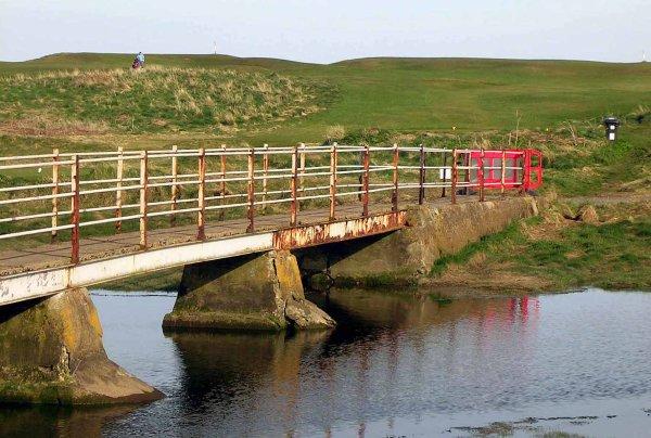 North Bridge over Foveran Burn