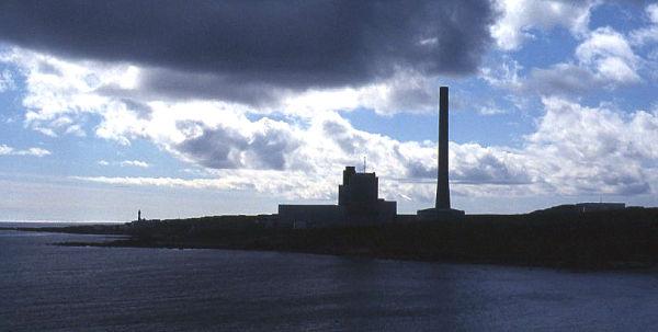 Peterhead Power Station - a carbon capture future?