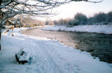 River Ythan, Ellon. Winter of 2011
