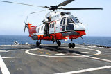 Super Puma. North Sea helicopter news.
