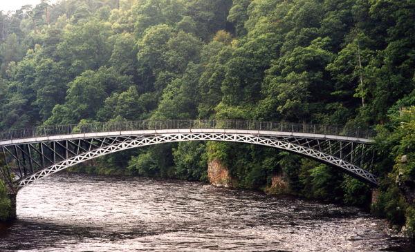 Telford bridge, Craigellachie