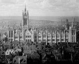 Marischal College in early 20th century