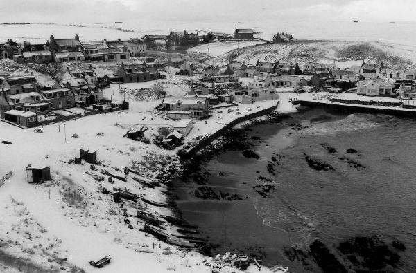 Winter in Lowtown