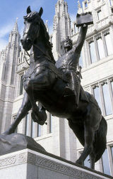 Robert the Bruce, Marischal College