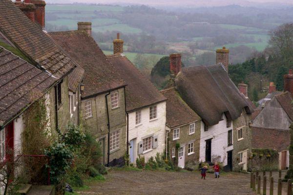 Gold Hill, Shaftesbury, Dorset