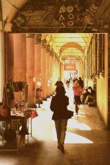 Portico, Bologna Uni