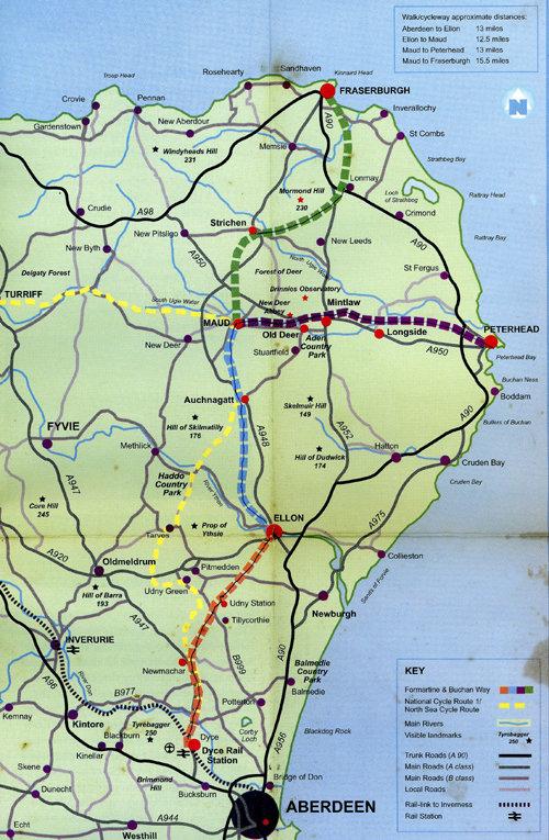 Formartine and Buchan (Rail)Way: forviemedia | 500 x 765 jpeg 150kB