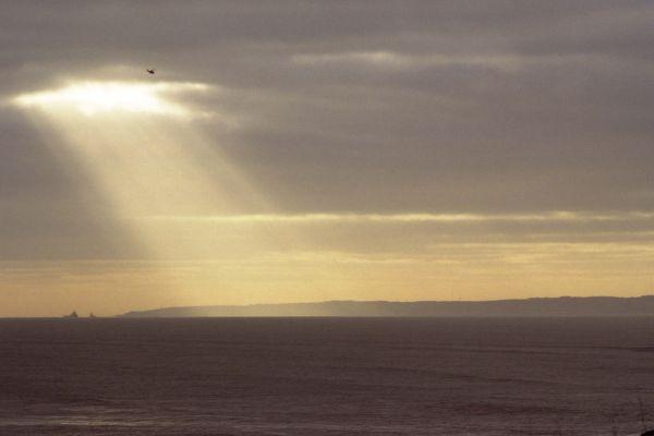 By the grey North Sea