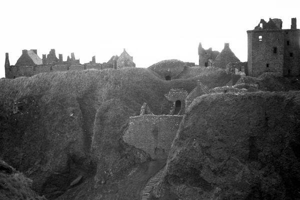 Dunnottar Castle - Frankenstein