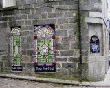 Nuart 2018. Gallus Quines; St Nicholas Lane