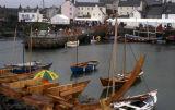 Boat festival at Portsoy