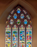 1. Windows St Mary Good Samaritan Clive Pearson Third