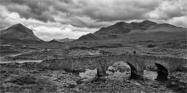 1st Place Sligachan Old Bridge Skye by Clive Pearson