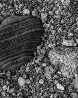 2. Alvoch Beach Black Isle Stripes and Spots Stephen March Second