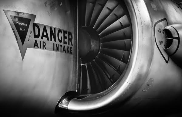 2nd Place Danger by Bill Allsopp