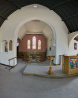 2nd Place Glenfield Methodist Church 360deg by Clive Pearson