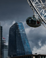2nd Place London View by Steven Passalacqua