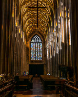 2nd Place Majestic Cathedrals 3 by Steven Passalacqua