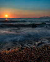 2nd Place Mediterrean Sunrise by Steven Passalacqua