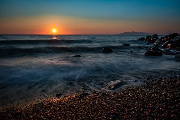 2nd Place Mediterrean Sunrise by Steven Passalacqua