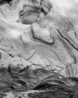 3. Alvoch Beach Black Isle Swirled Rock Stephen March Second