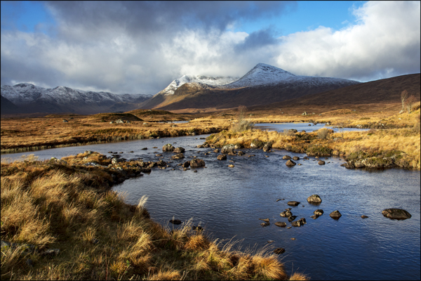 3rd Place Rannoch Moor by Peter Lucas