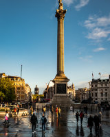 3rd Place Trafalgar Square by Steven Passalacqua