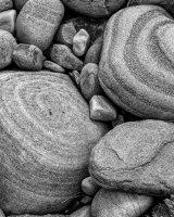 4. Avoch Beach Black Isle Weathered Granite Stephen March Second