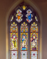 4. Windows St Mary Watts Clive Pearson Third