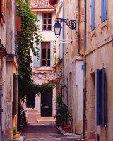 Arles Alley Way Susan Cordiner First