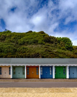 Beach Huts Arthur Beyless Commended